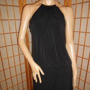 JESSICA SIMPSON Black Sleeveless Dress * sz 6